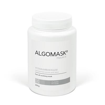 УСПОКАИВАЮЩАЯ альгинатная маска для лица